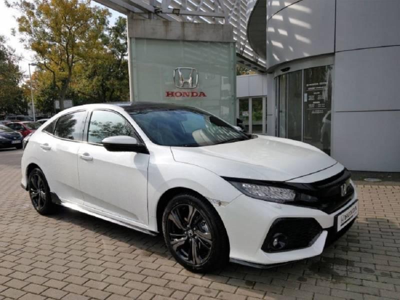 Części Honda Civic Gdańsk